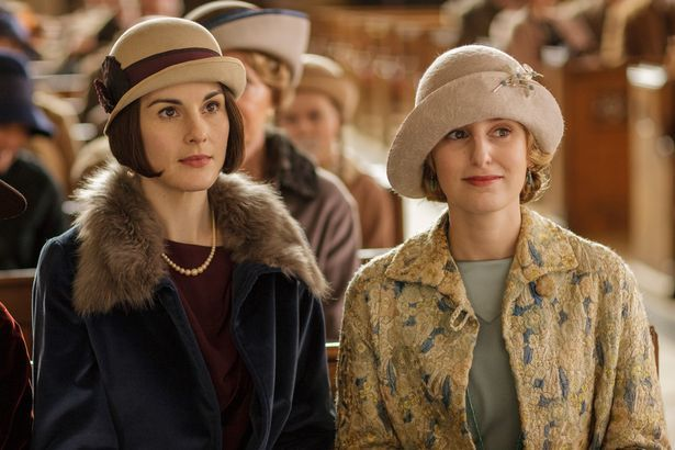 Lady Mary set up her sister's reunion with Bertie