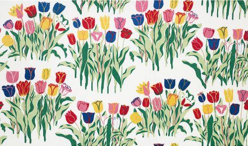 Josef Frank_Textile Tulpan Cotton