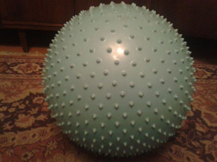 Dzień 7- relaks Lekkie ćwiczenia na piłce fitball są naprawdę mega relaksujące.  #fitfotowyzwanie