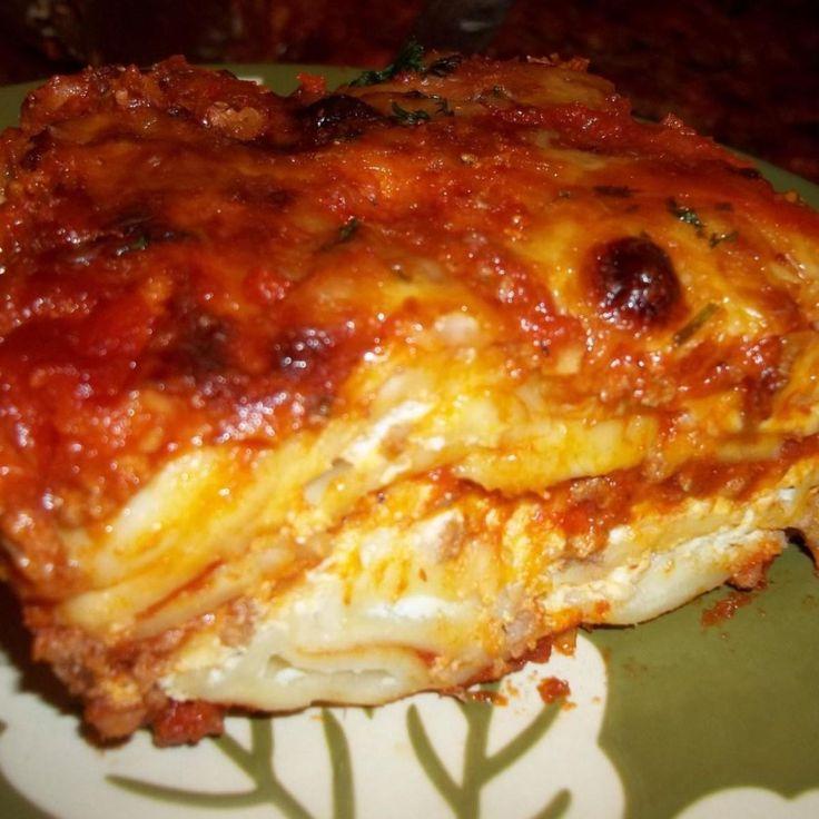 Ravioli Lasagna - My Way