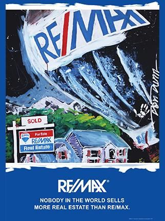 Nobody in the world sells more real estate than RE/MAX! #remaxsooh