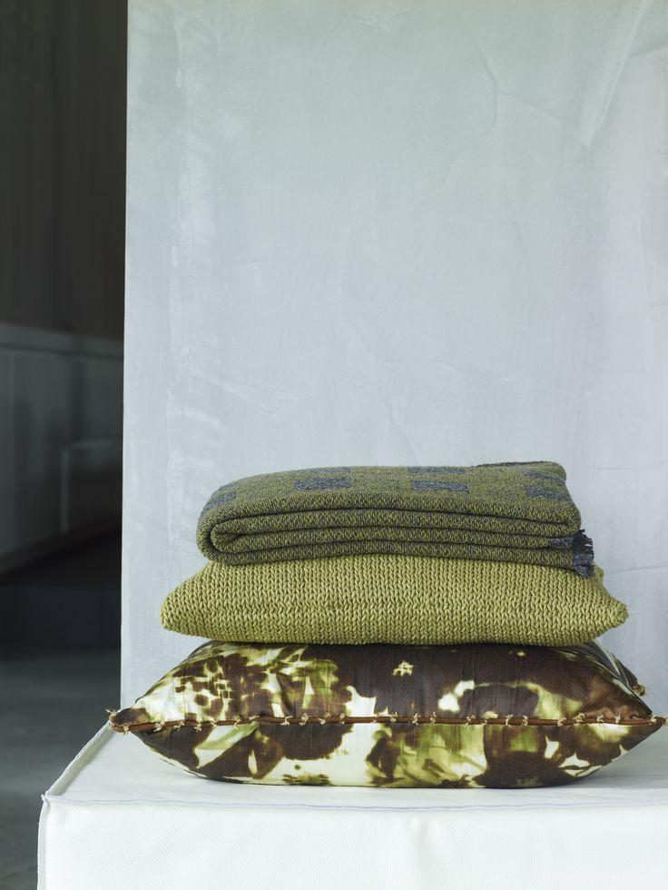 Piet Boon Styling by Karin Meyn | Green combinations