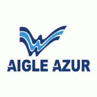 Aigle Azur Logo. (FRENCH).