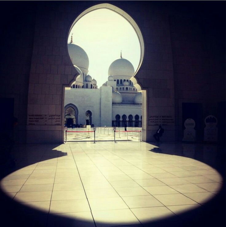 Abu Dhabi ,grand mosque.