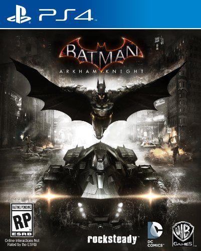 Batman: Arkham Knight - PlayStation 4 - Available at Amazon.