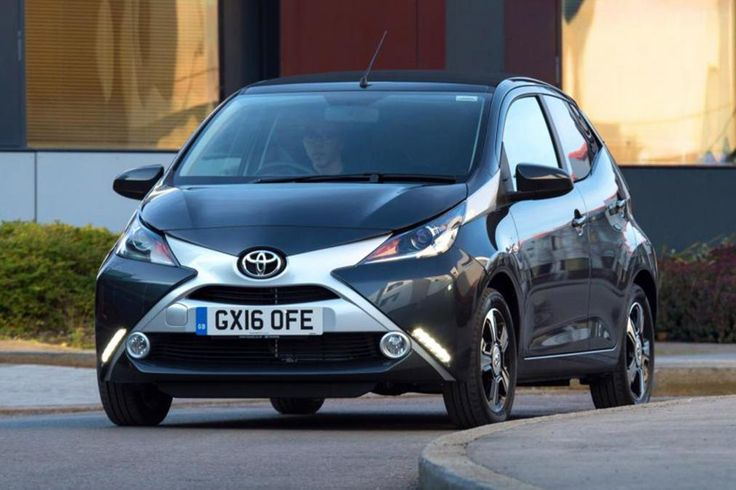 Best cars Toyota Aygo-£129 per month auto review