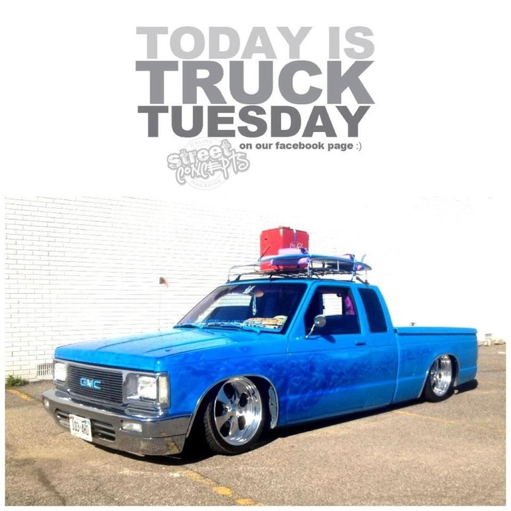 74 best s10s images on pinterest mini trucks chevy s10 and s10 s10 air ride tiki truck surf board vw roof rack minitruckin sciox Choice Image