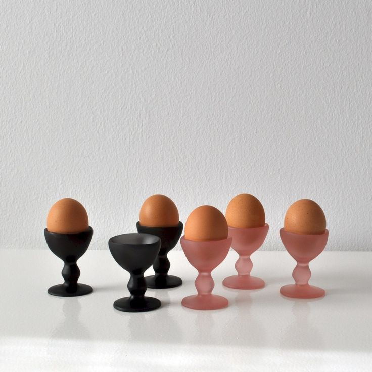 Pedestal Egg Cup – TINA FREY DESIGNS - Hand sculpted and handmade with care - Food safe resin