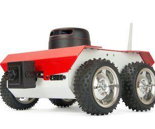 ROSbot - Autonomous Robot With LiDAR and Husarion CORE2 Controller