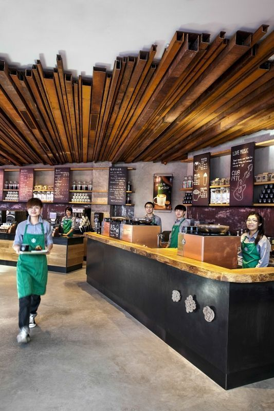 Starbucks Unveils Two Iconic Flagship Stores in China   Starbucks Newsroom: