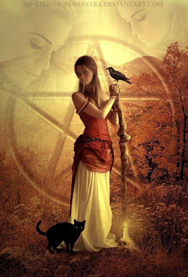3 Fases da Lua: Benção da Deusa