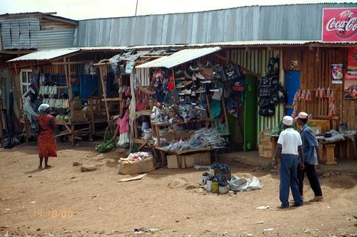 picture of Isiolo market, Kenya