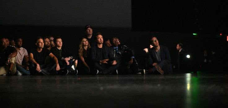 VIDEO: Watch The Avengers And Guardians Assemble For D23's Epic AVENGERS: INFINITY WAR Panel