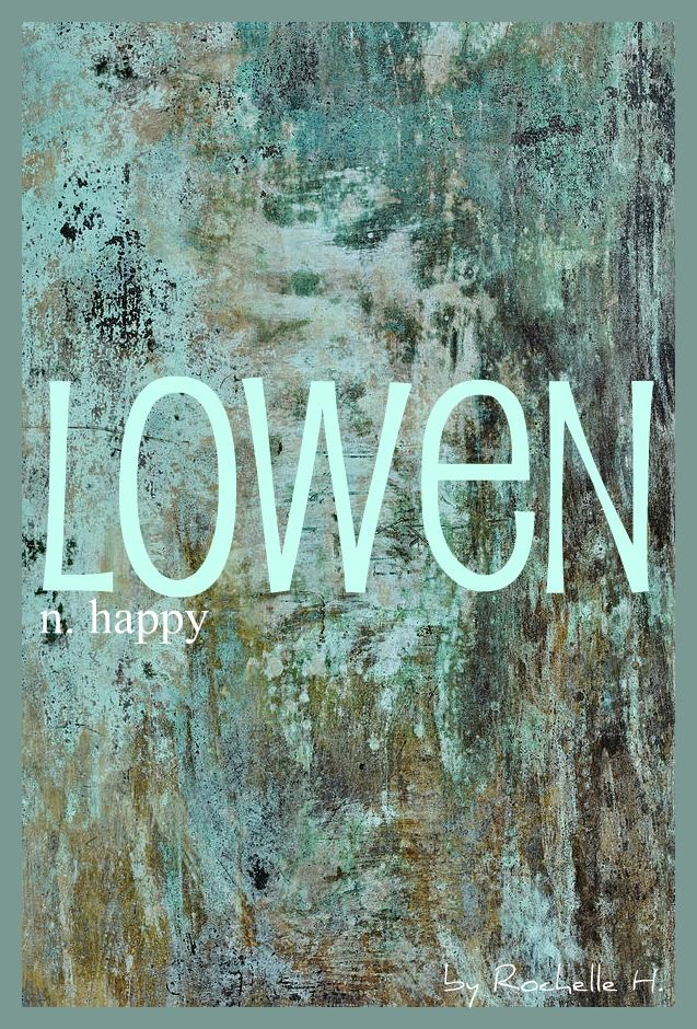 Baby Boy or Girl Name: Lowen. Meaning: Happy. Origin: Cornish Welsh. http://www.pinterest.com/vintagedaydream/baby-names/