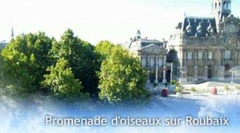 Roubaix prend de la hauteur! Découvrez la Ville d'un point de vue aérien, depuis un drone qui vous propose une visite inédite de la Ville. (Re)découvrez le Parc Cassel, les réservoirs à eau du Huchon, le square de la visitation, l'Usine, ...