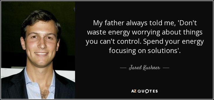 TOP 8 QUOTES BY JARED KUSHNER   A-Z Quotes
