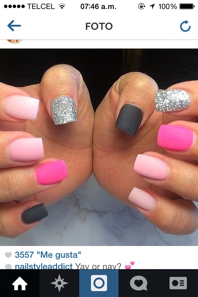 Nails#pink
