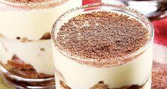 Tiramisu Coklat #ayahbunda.co.id