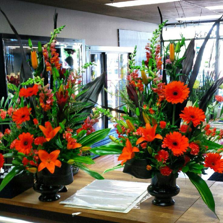 Flower Arrangement For Church Pulpit: Graduation Images On Pinterest