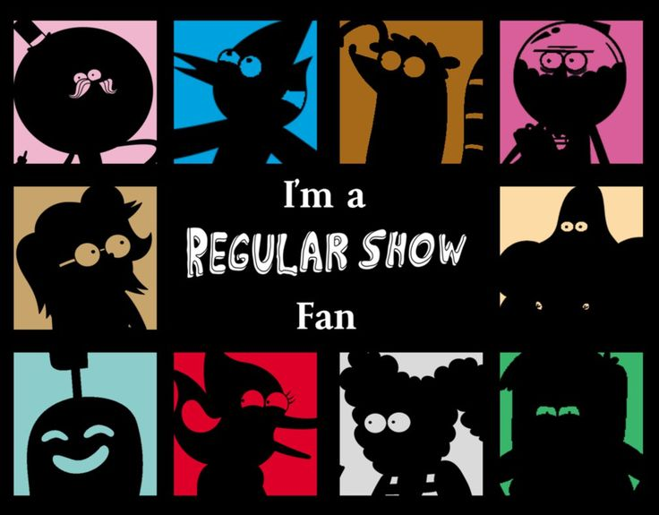 regular show fan art | Regular Show -I'm a Fan- Wallpaper series by MiggsKirby888Extreme on ...