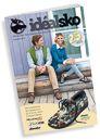 Chaussures pieds sensibles Chaussures dame Shop - idéalsko: chaussures confortables pour dame et homme