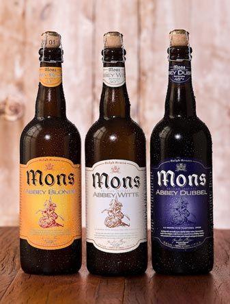 Mons Abbey Ales - Belgh Brasse (Abitibi, QC)