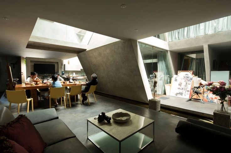 House and Gallery by Adi Purnomo in Jakarta - uncube