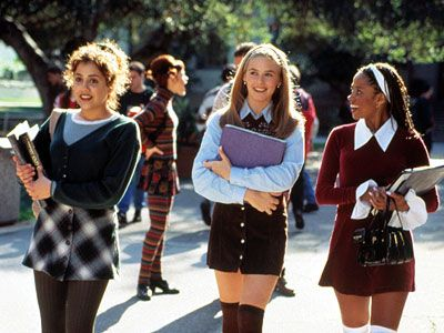 The 30 Best Chick Flicks Of All Time | Her Campus: Film, 90 S, Fashion, Style, Movies, 90S, Favorite Movie, Clueless