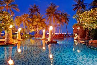 SAUNG ONLINE: Sheraton Senggigi Beach Resort Lombok