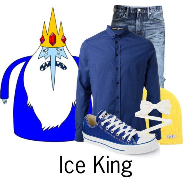 Ice King by karlynedc on Polyvore featuring Converse, Neff, Frankie  Morello, Vitaliano Pancaldi. Ice KingWoman ...