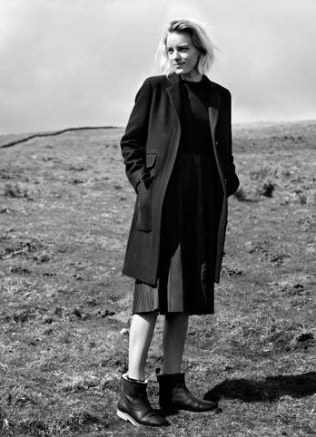 AUTUMN WINTER 2016 CAMPAIGN  Photographed by Alasdair McLellan at Bishopdale, North Yorkshire.