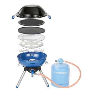 Campingaz Party Grill 400 Stove The Campingaz Party Grill 400 Stove is a compact and easy to transport stove that offers a wide range of cooking options including stove top grill griddle and plancha and the lid even doubles as a wok http://www.MightGet.com/january-2017-11/campingaz-party-grill-400-stove.asp