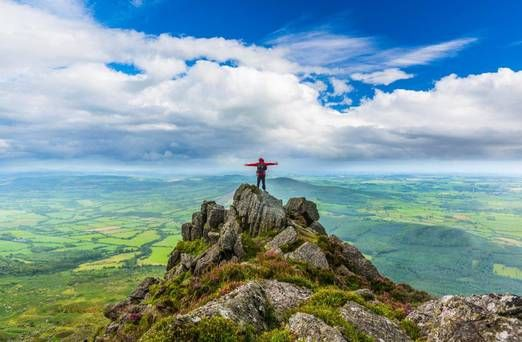 Six of the best winter walks in Ireland - blow off the Christmas cobwebs! - Independent.ie