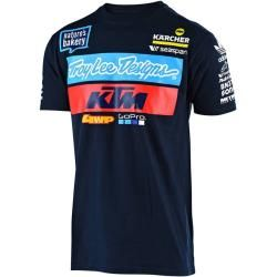 Große Größen: T-Shirt mit Frontdruck, mohnrot, Gr.48/50 SheegoSheego