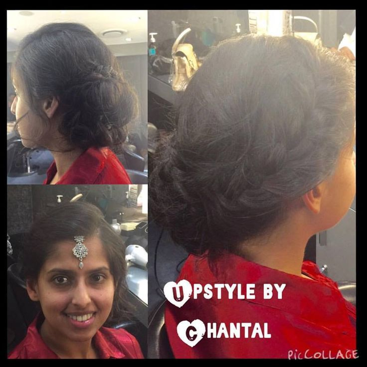 Upstyle by Chantal for a client's engagement party!!