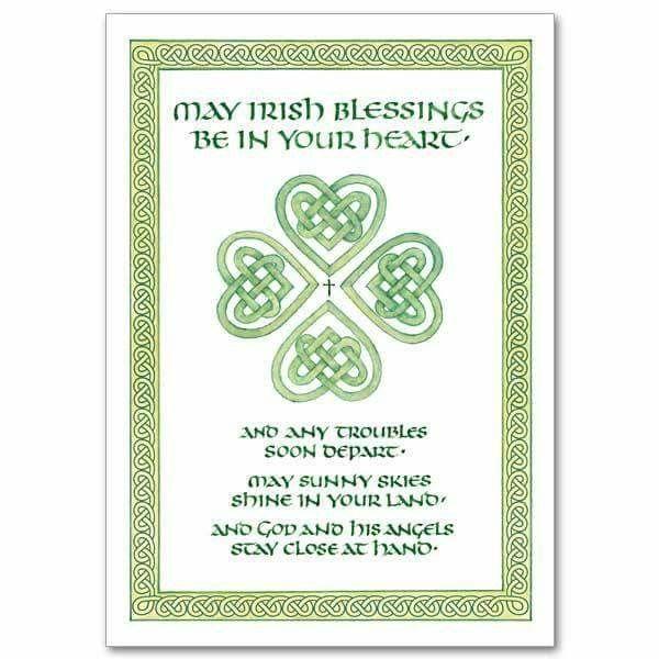 Irish Blessings ... ☘️