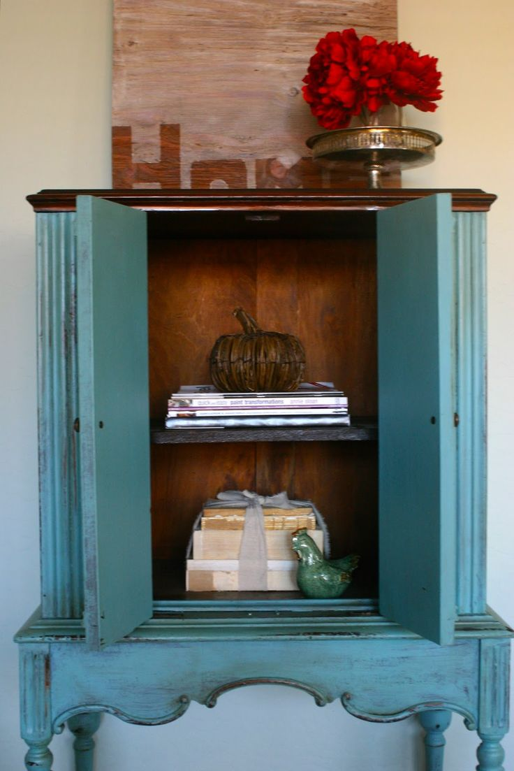 anne story of antique radio cabinet | Search Results | becauseiliketodecorate...