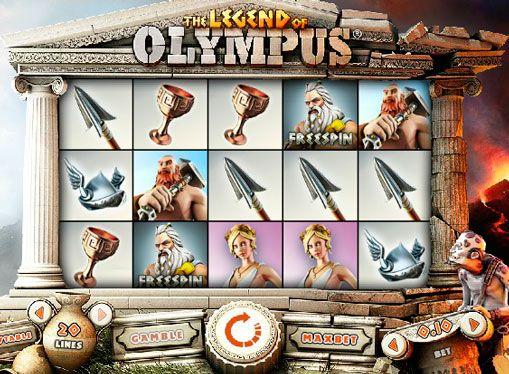 Слот машина Legend of Olympus онлайн за пари. Високо качество на 3D онлайн слот игра от Legend of Olympus Rabcat компанията не предлага играе само за истински пари, но също така и да се потопите в пъстър свят на древногръцката митология. На барабаните на този слот предлага всички най