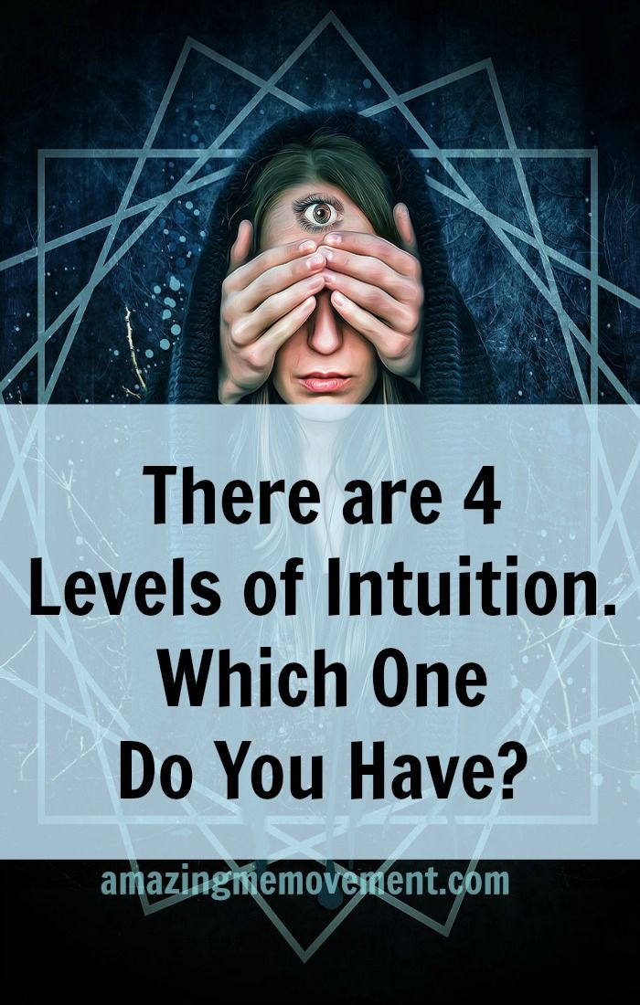 There Are 4 Levels of Intuition  Which One Do You Have? | quizzz