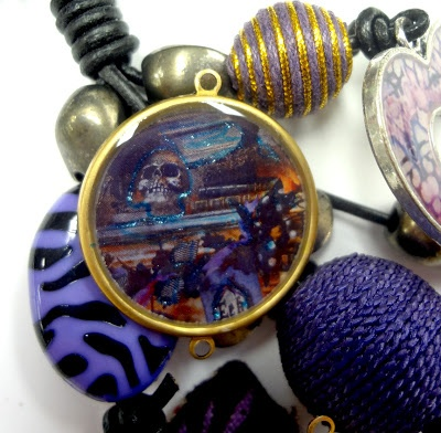 Resin Crafts: Michaels Website - Halloween Bezels