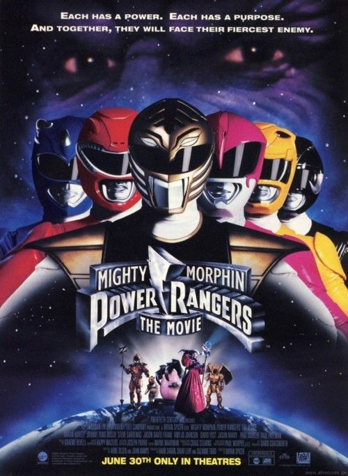 Mighty Morphin Power Rangers movie.