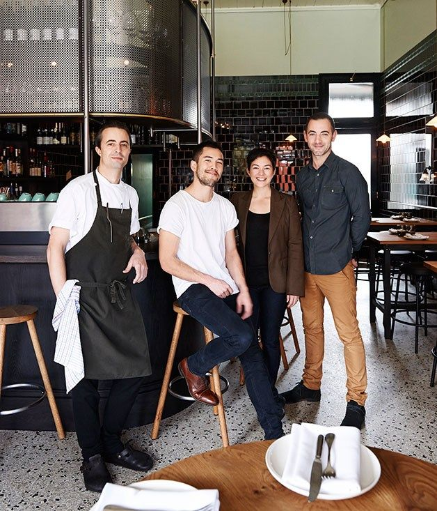 Serving it one dram at a time...The Town Mouse | Melbourne restaurant review - Gourmet Traveller