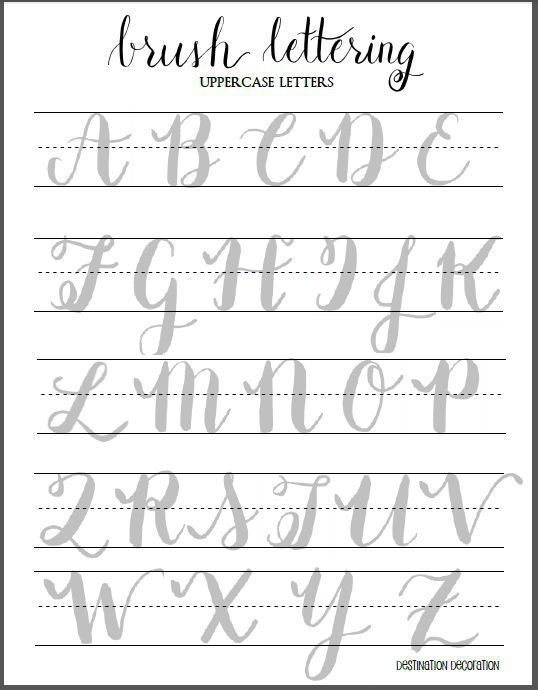 Best images about hand lettered alphabets on pinterest