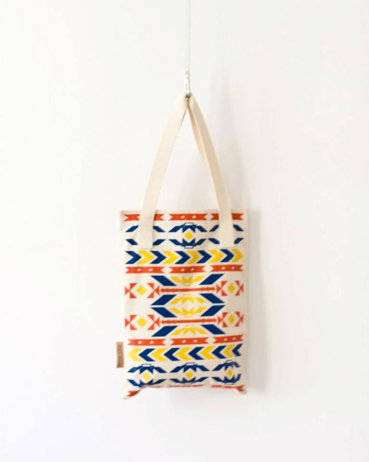 Summer 2012 - Wolfie - 3 Color Printed Tote bag, Blind Chic.
