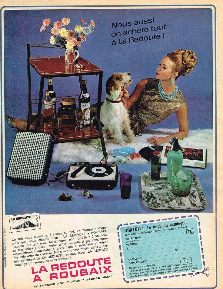 Advertisement 1965 LA Redoute in Roubaix | eBay