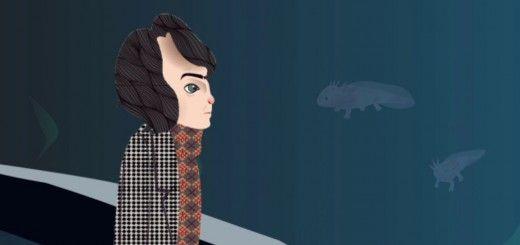 Historietas chiclosas: Axolotl (Cortázar) + Los Beatles