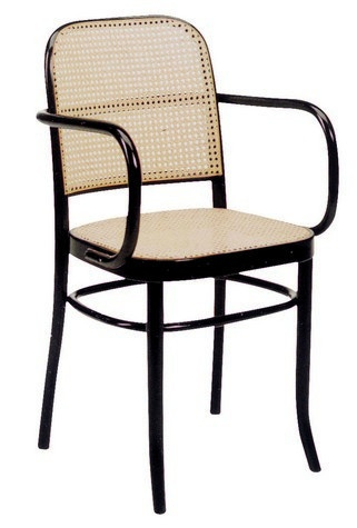 Pictures of Michael Thonet Designed B1811 Bentwood Armchair