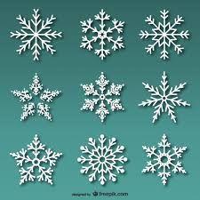 Resultado de imagen para copos de nieve