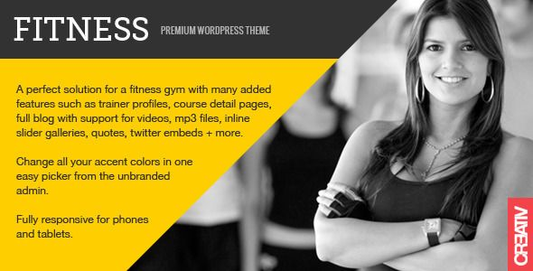 """Fitness v2.0 – Premium WordPress Theme 