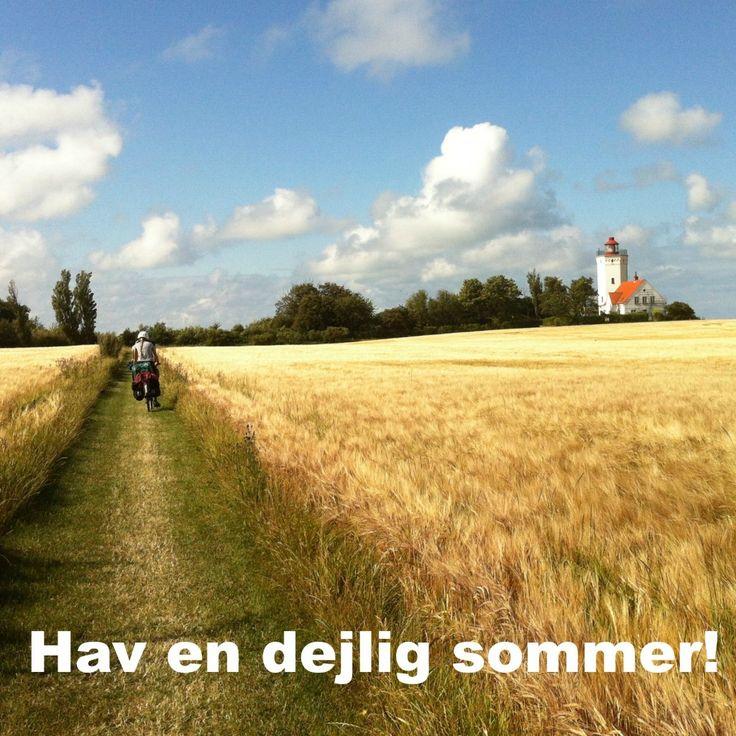 Bloggen holder sommerferie. Vi ses igen engang i august!